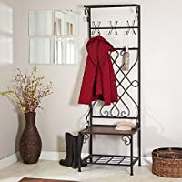 Loring Entryway Storage Rack Hall Tree