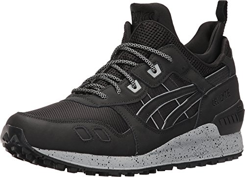 ASICS Men's Gel-Lyte MT Fashion Sneaker, Black/Black, 9.5 M US