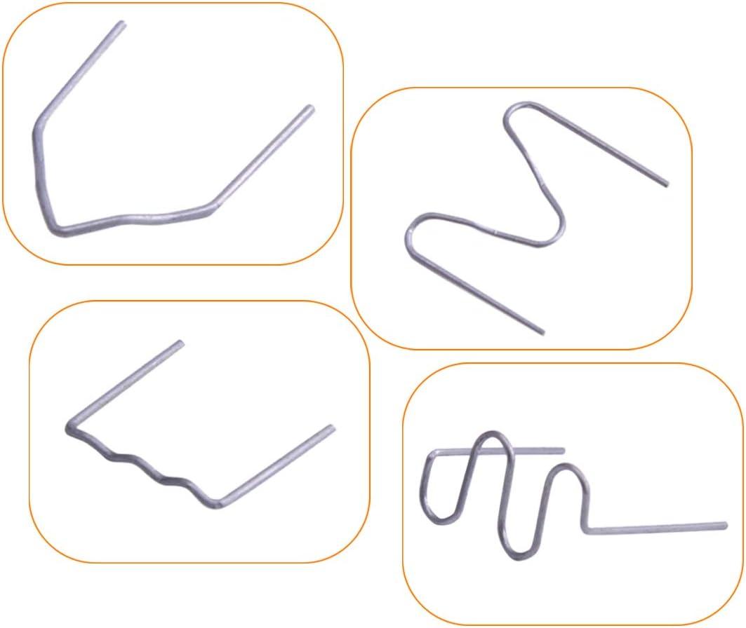 400Pcs Hot Stapler Staples For Plastic Welder Tool Car Damaged Bumper Repair Kit