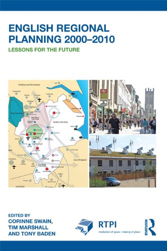 English Regional Planning 2000-2010: Lessons for the Future (RTPI Library Series)