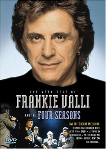 The Frankie Valli and the Four Seasons: Very Best of Tv Greatest Hits Vol 4