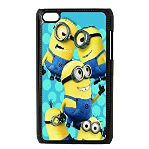 Despicable Me ROCK5097983 Phone Back Case Customized Art Print Design Hard Shell Protection Ipod Touch 4