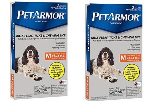 Pet Armor Plus Igr Flea And Tick Topical For Dogs