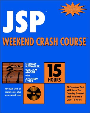 JSP Weekend Crash Course by Wiley