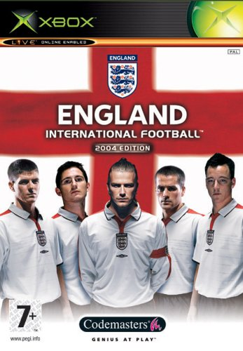England International Football (Xbox) by Codemasters