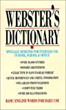 Webster's Dictionary, Watermill Press Staff, 0816729174
