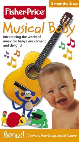 Fisher Price - Musical Baby [VHS]