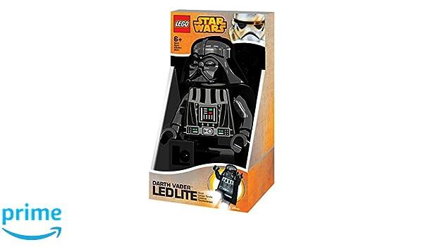 LEGO STAR WARS - Linterna Ledlite con diseño de Darth Vader ...