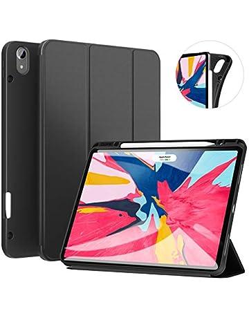 ea503b9363e Ztotop Funda para iPad Pro 12.9 Pulgadas 2018, Ultra Delgada Smart Cover  Carcasa con Soporte