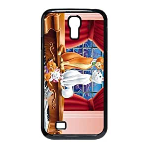 samsung s4 9500 phone case Black AristoCats DFG8439317