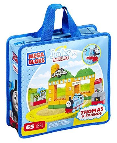 (Mega Bloks Thomas & Friends Thomas at the Sodor Steamworks)