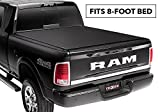 TruXedo Pro X15 Soft Roll-up Truck Bed Tonneau Cover | 1448901 | fits 10-18 Ram 2500/3500 8' Bed