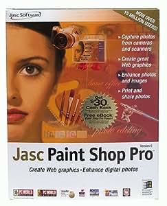 WinWorld Paint Shop Pro 5.x