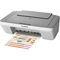 Impressora Multifuncional, Canon, PIXMA MG2410, Jato de Tinta