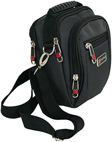Kleine Herren Damen Umhängteasche Schultertasche Tasche Crossover Bag Waistbag