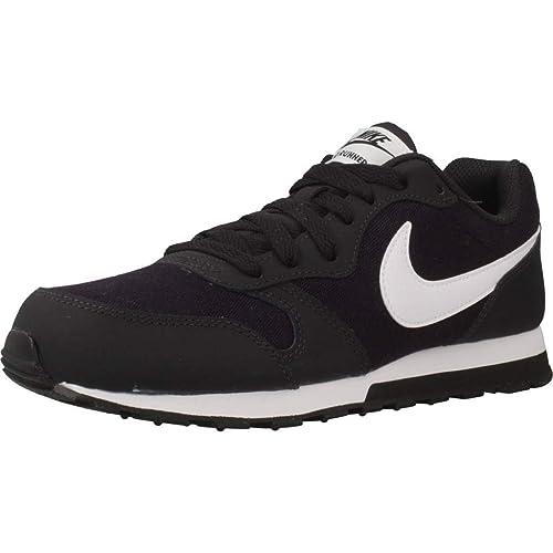 Nike MD Runner 2 (GS), Zapatillas de Gimnasia para Niñas: Amazon.es: Zapatos y complementos