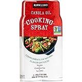 Kirkland Signature Canola Oil Cooking Spray, Non Gmo ,34 Ounce (Pack Of 3)