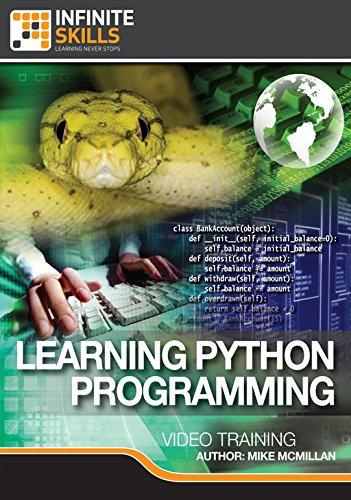 Learning Python Programming [Online Code] by Infiniteskills
