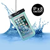 waterproof phone case for lg g3 - ViVi Love Waterproof Phone Case Sport Case Dry Bag/ Pouch,Clear Sensitive PVC Touch Screen iPhone 7/6/6S Plus/5/5s/5c Galaxy S7/S7 Edge/S6/S5/S4 Note 4/3 LG G5/G3 Up To 5.5