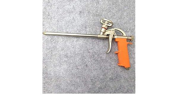Pistola selladora de espuma expandible de aleación con aplicador ...