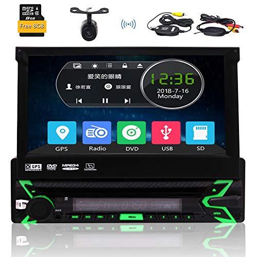 1Din Car Stereo GPS Navigation Automotive Parts