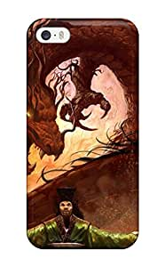 ZippyDoritEduard Iphone 5/5s Well-designed Hard Case Cover The Priest And The Dragon Protector