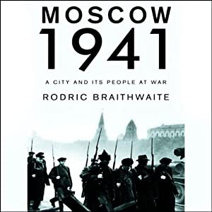 Moscow 1941 Audiobook