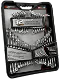 Performance Tool (W1099) 32-Piece SAE and Metric Wrench Set