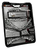 Performance Tool W1099 32-Piece SAE and Metric Wrench Set
