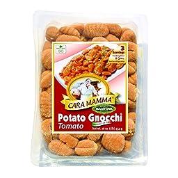 Mantova Sundried Tomato Potato Gnocchi, 16-Ounce (Pack of 12)