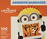 Product review for Despicable Me Bandages 3/4x3 100 per box