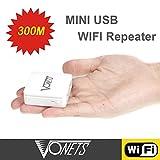 New!!! Vonets Wireless-N Mini WiFi Repeater Wi Fi wi-fi Repetidor 300Mbps USB Port Wireless Network Bridge Signal Booster (USA Stock)