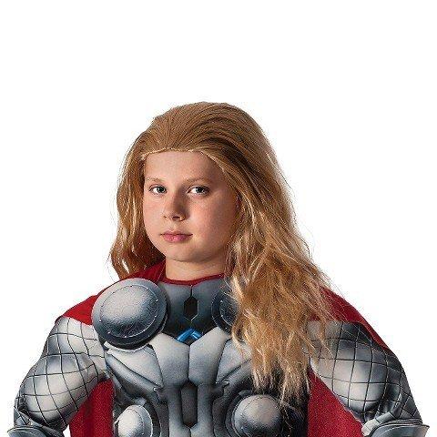 Thor Child Wig Costume Accessory