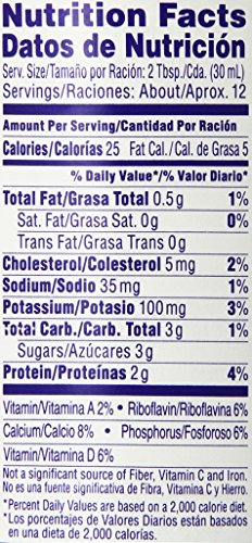 Carnation, Evaporated Milk, Low Fat, 12oz Can (Pack of 4) by Carnation (Image #1)