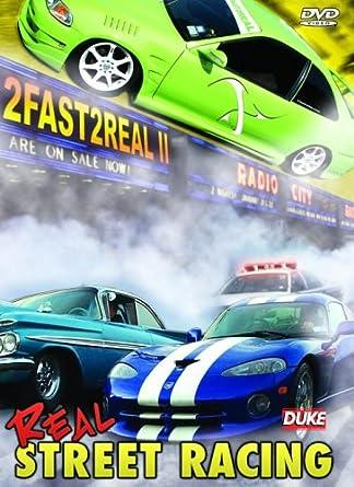 2 Fast 2 Real II - Real Street Racing [DVD]: Amazon.co.uk: 2 Fast ...