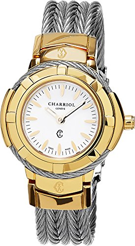 charriol-womens-celtic-swiss-quartz-stainless-steel-dress-watch-colorsilver-toned-model-ce426y164000