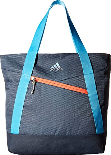 adidas Squad Tote Bag, Red/Frozen Yellow, One Size