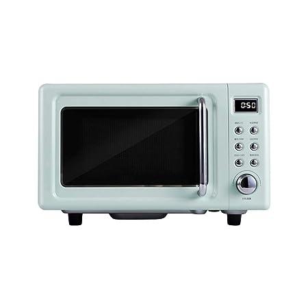Horno microondas de Estilo Retro, calefacción rápida de Panel ...
