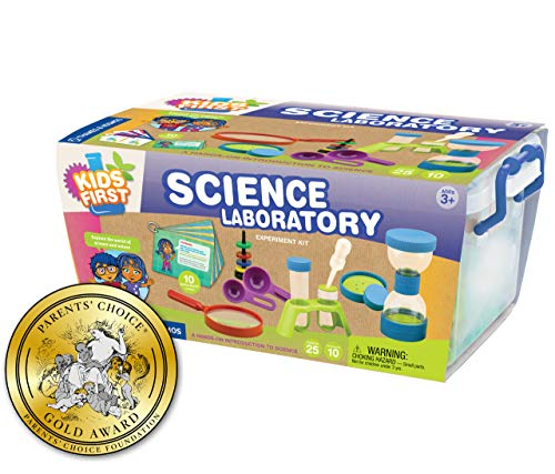 Kids First Science Kit is a top gift for preschool boys