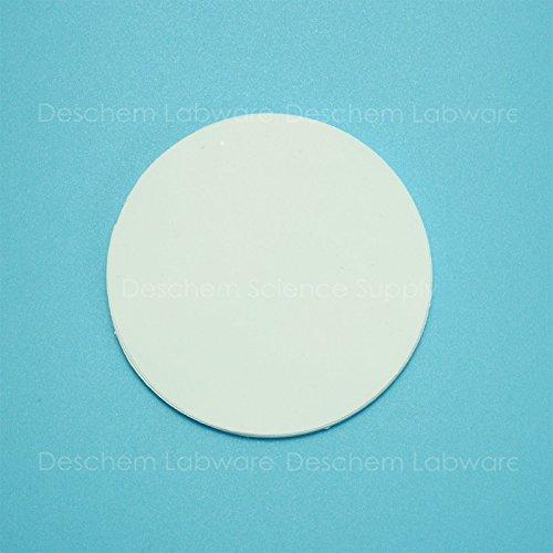 Deschem 47mm,0.22um,PVDF Membrane Filter,Made from Polyvinylidene Fluoride,50 Sheet/Pack