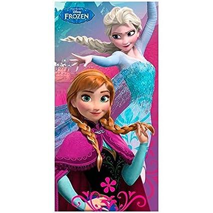 Toalla Frozen Disney microfibra