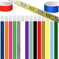 UK Wristbands Ltd - Tyvek Paper Security Event Wristbands 100 Pack