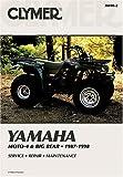 Yamaha Moto-4 and Big Bear, 1987-1998, Clymer Publications Staff, 0892878193