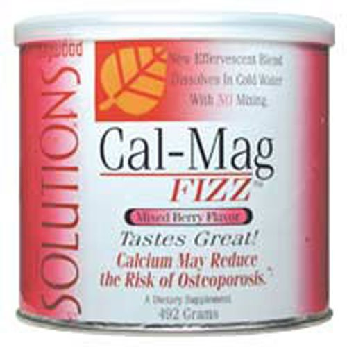 Cal Mag Fizz Mixed Berry 16.5 oz