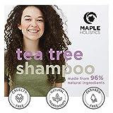 Pure Tea Tree Oil Shampoo - Natural Essential Oil