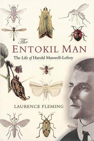 book cover of The Entokil Man
