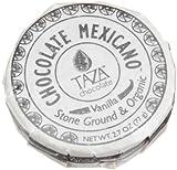 Taza Chocolate, Vanilla Bean Organic Mexicano Choco, 2.7 oz