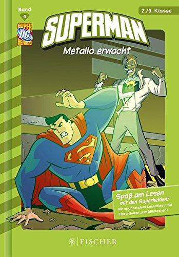 Superman: Metallo erwacht: Fischer. Nur für Jungs Gebundenes Buch – 15. August 2012 Eric Stevens Shawn McManus Erik Doescher Mike DeCarlo