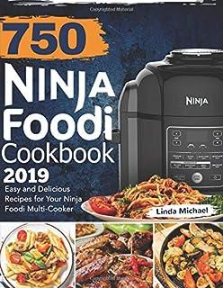 The Ultimate Ninja Foodi Pressure Cooker Cookbook: 125 ...