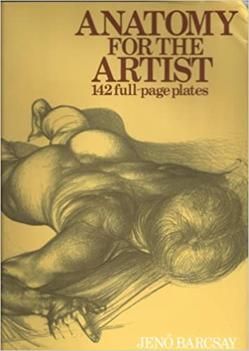 Anatomy for the Artist by Jeno Barscay